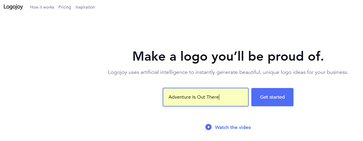 Logojoy Review
