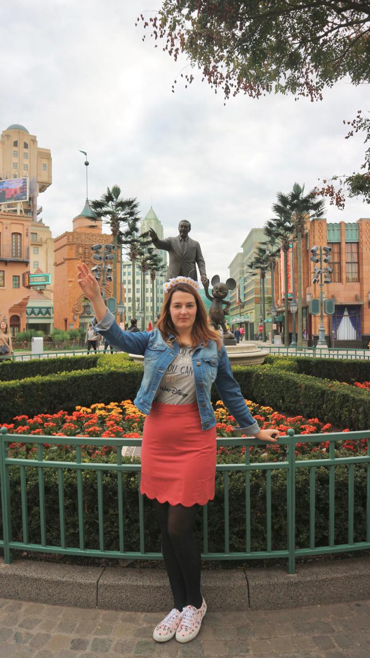 Disneyland Paris Daisy Duck Disneybound