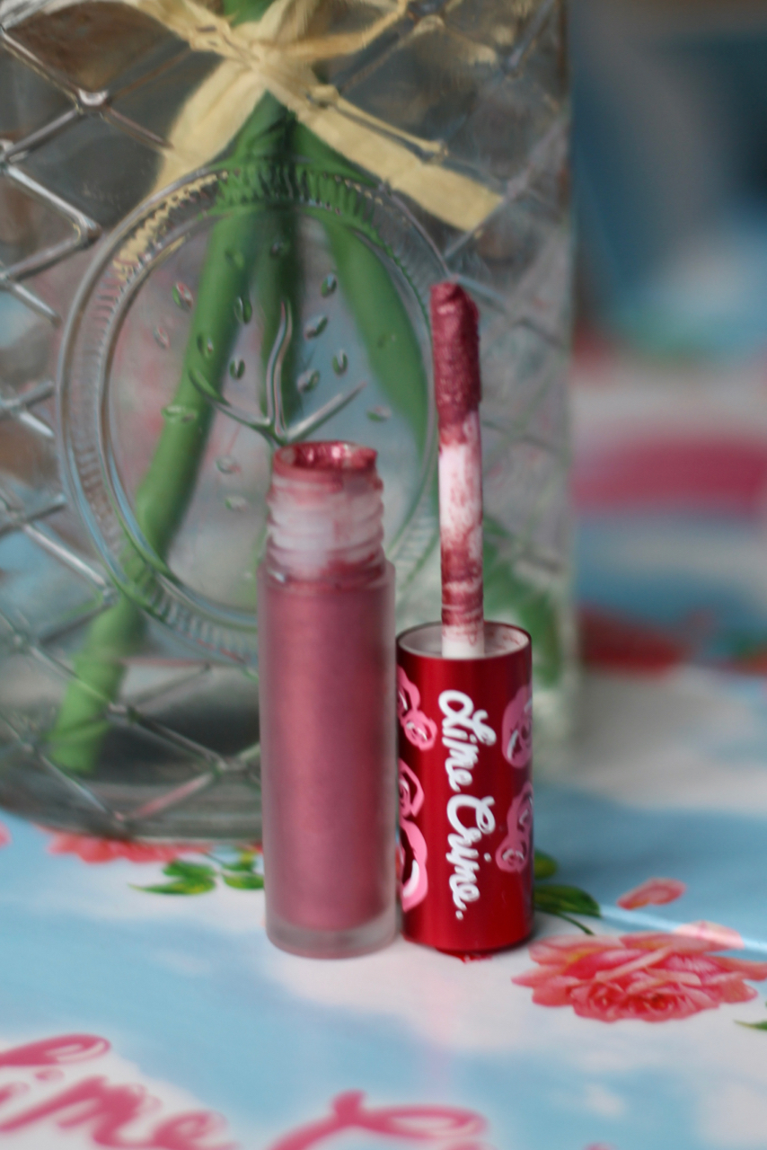 Lime Crime Vibe Velvetine Review