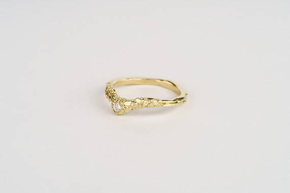 Sarah Brown Jewellery Reef Point Ring