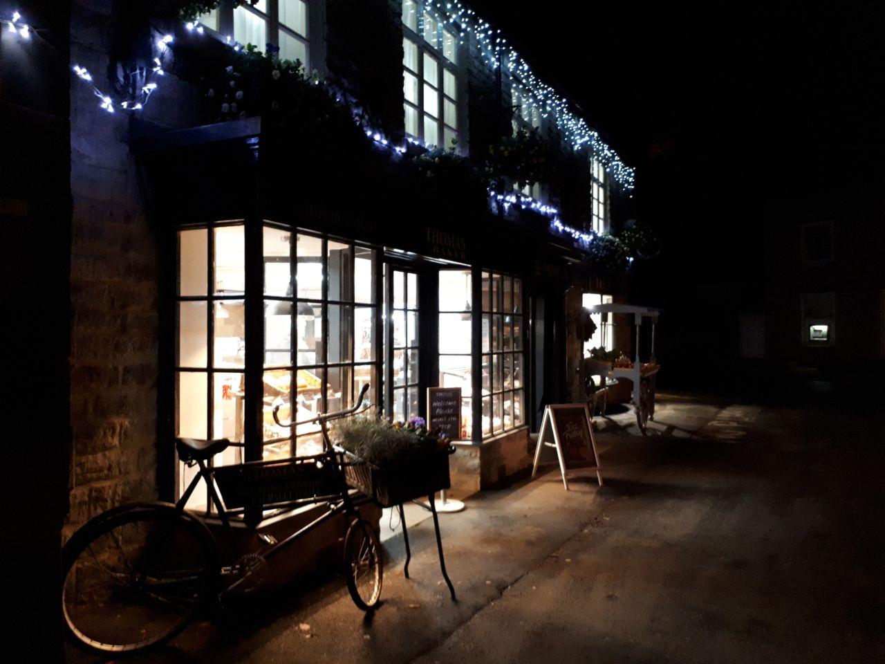 Helmsley Christmas Lights 2017