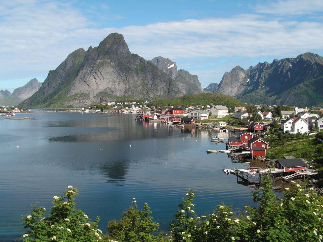 Norway - minimoon