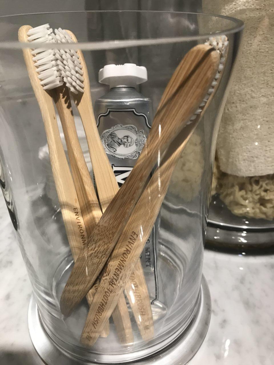 Environmental Toothbrushes