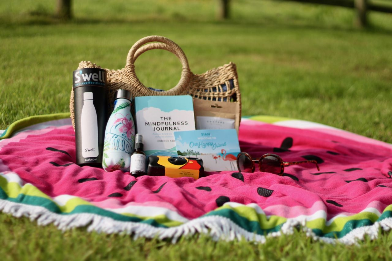 Relaxation hamper - Aruba