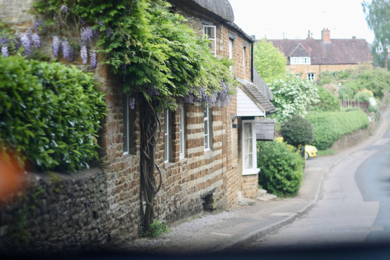 Hook Norton village in the Cotswolds