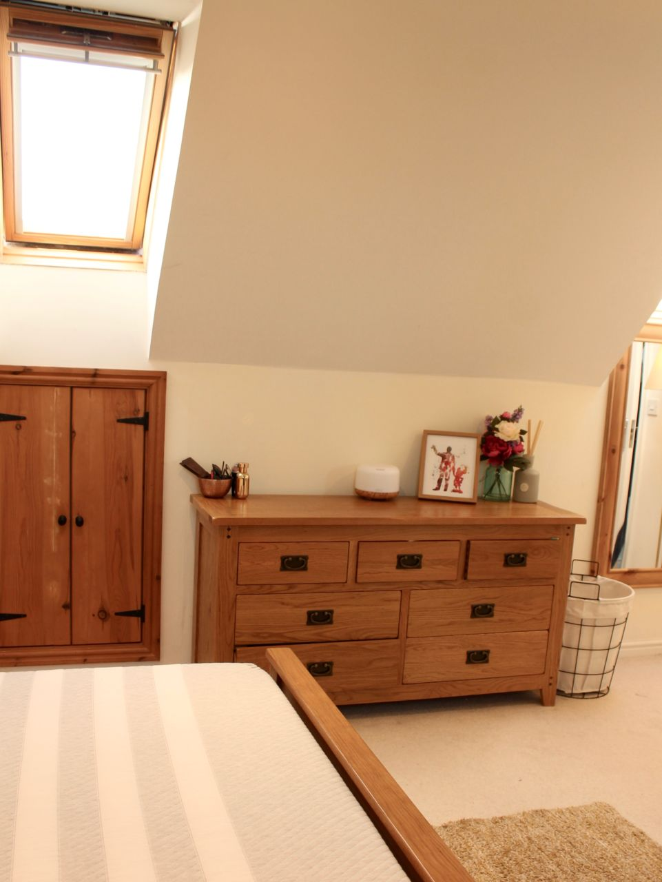 Cotswold Company master bedroom update