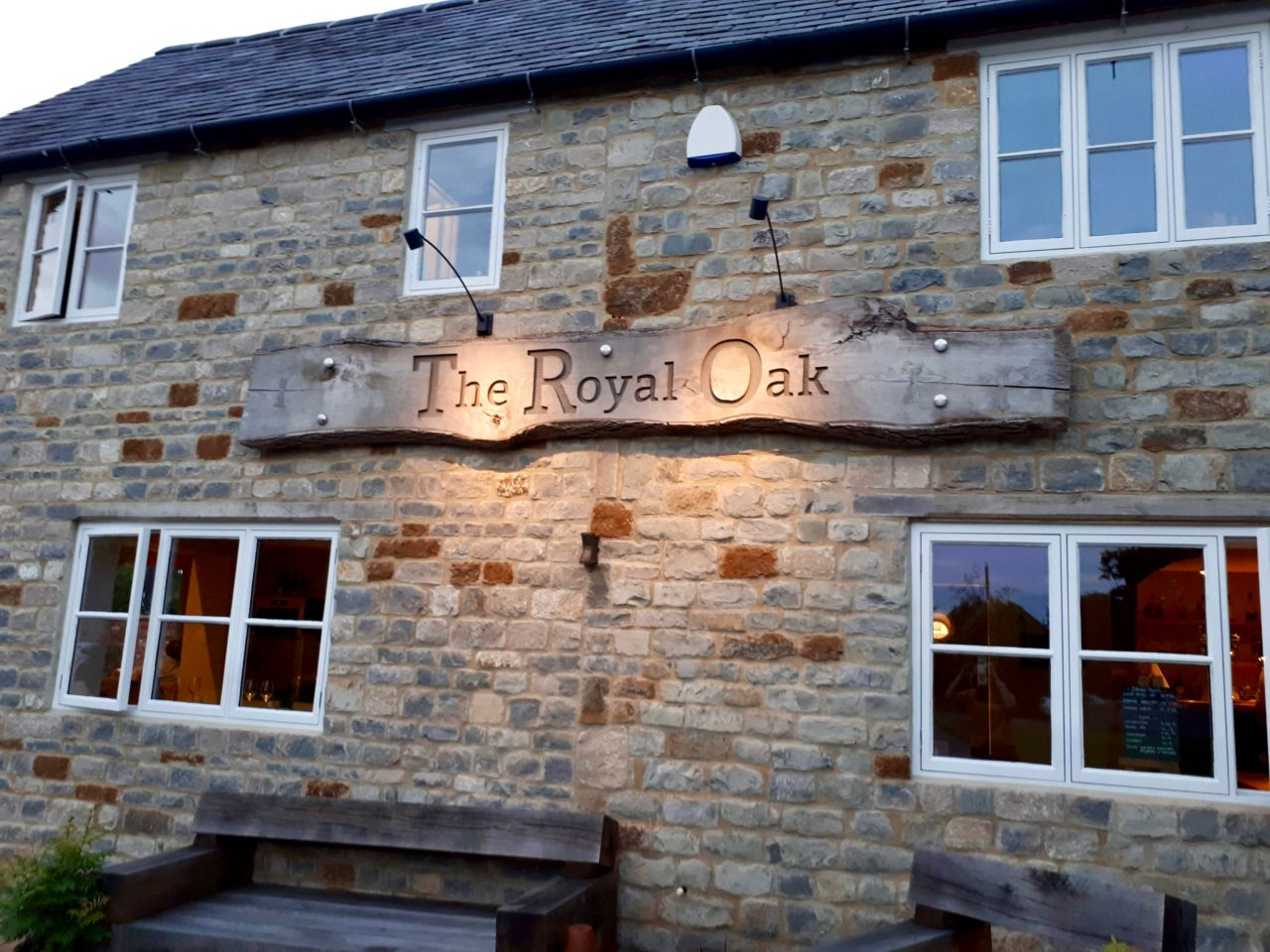 The Royal Oak at Whatcote review