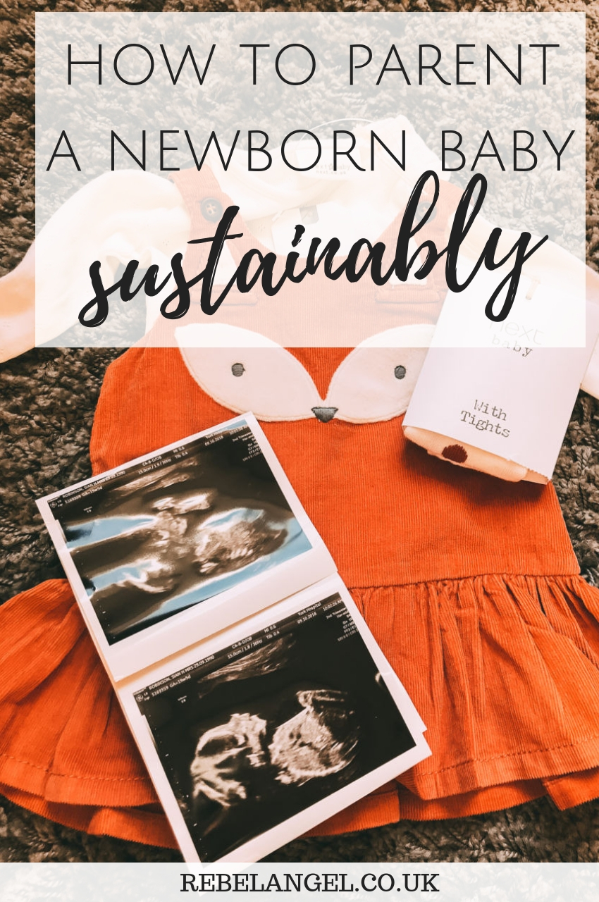 My plans to parent a baby sustainably