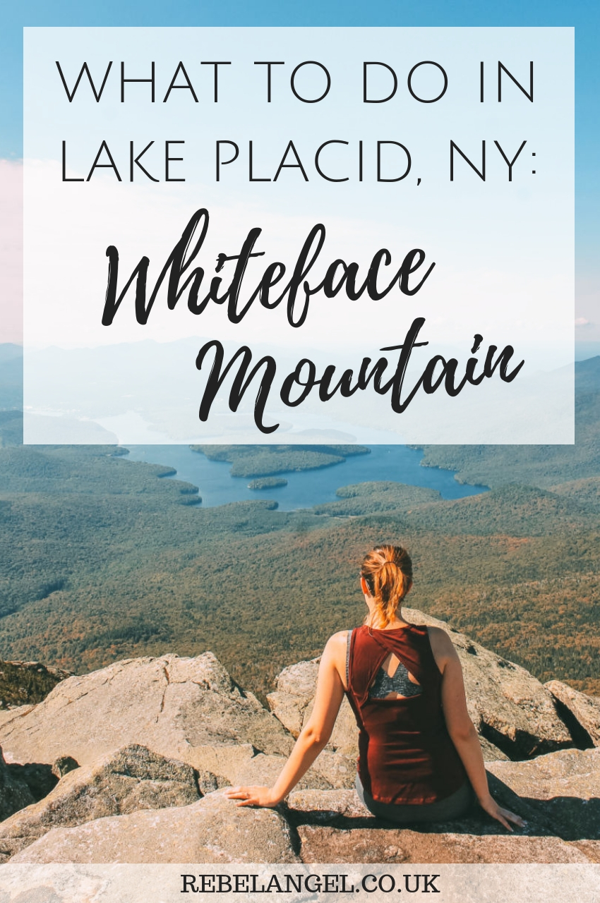 What to do in Lake Placid, NY in fall: Whiteface Mountain