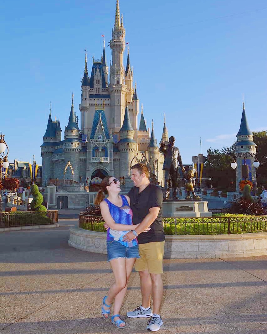 Walt Disney World Honeymoon Bucket List
