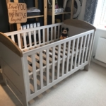 Blogger nursery furniture
