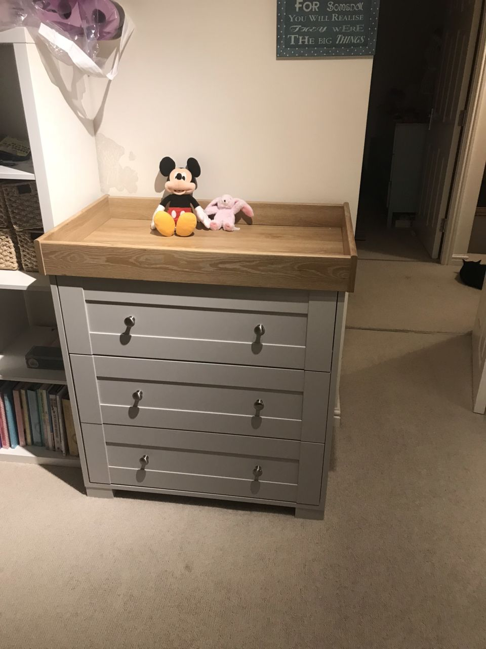 Nursery furniture - Mamas & Papas Harrow