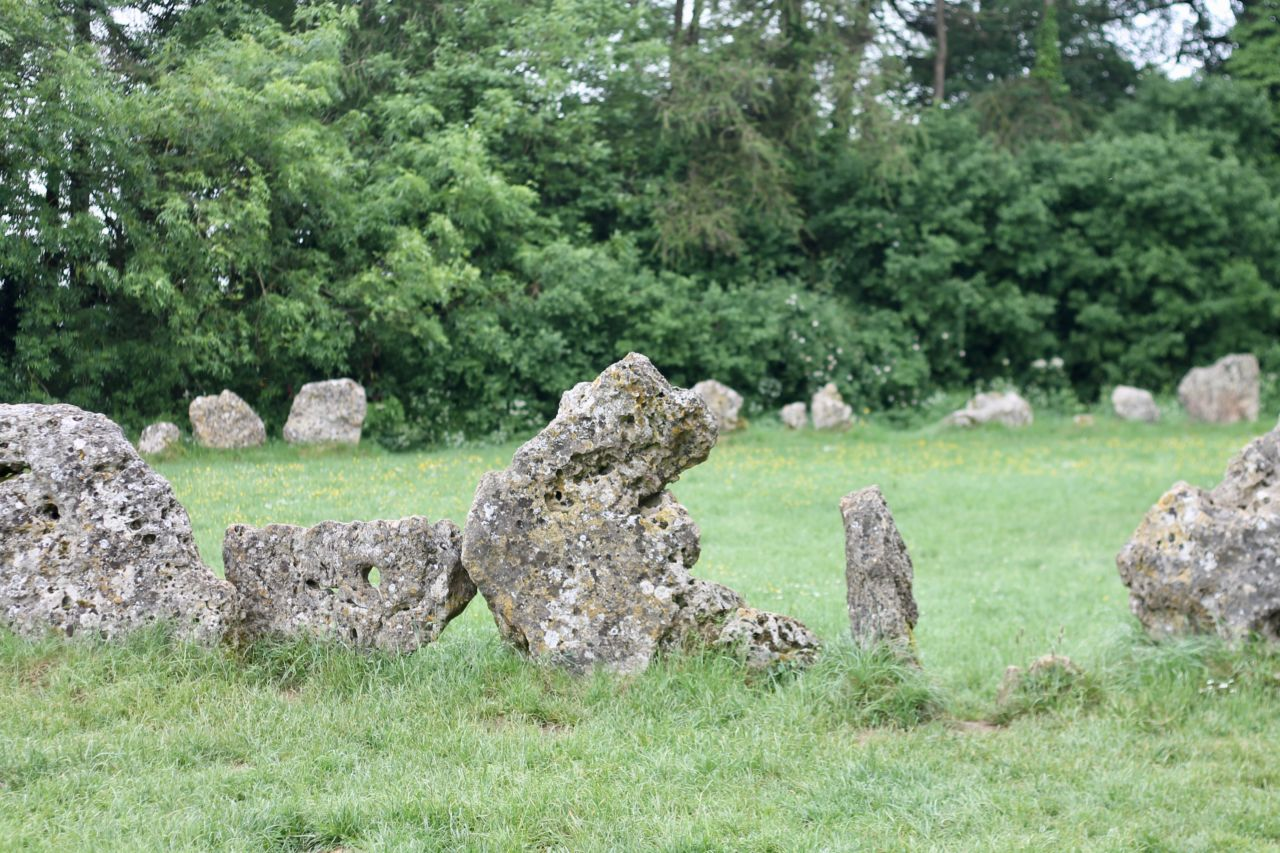 Rollright Stones Hook Norton