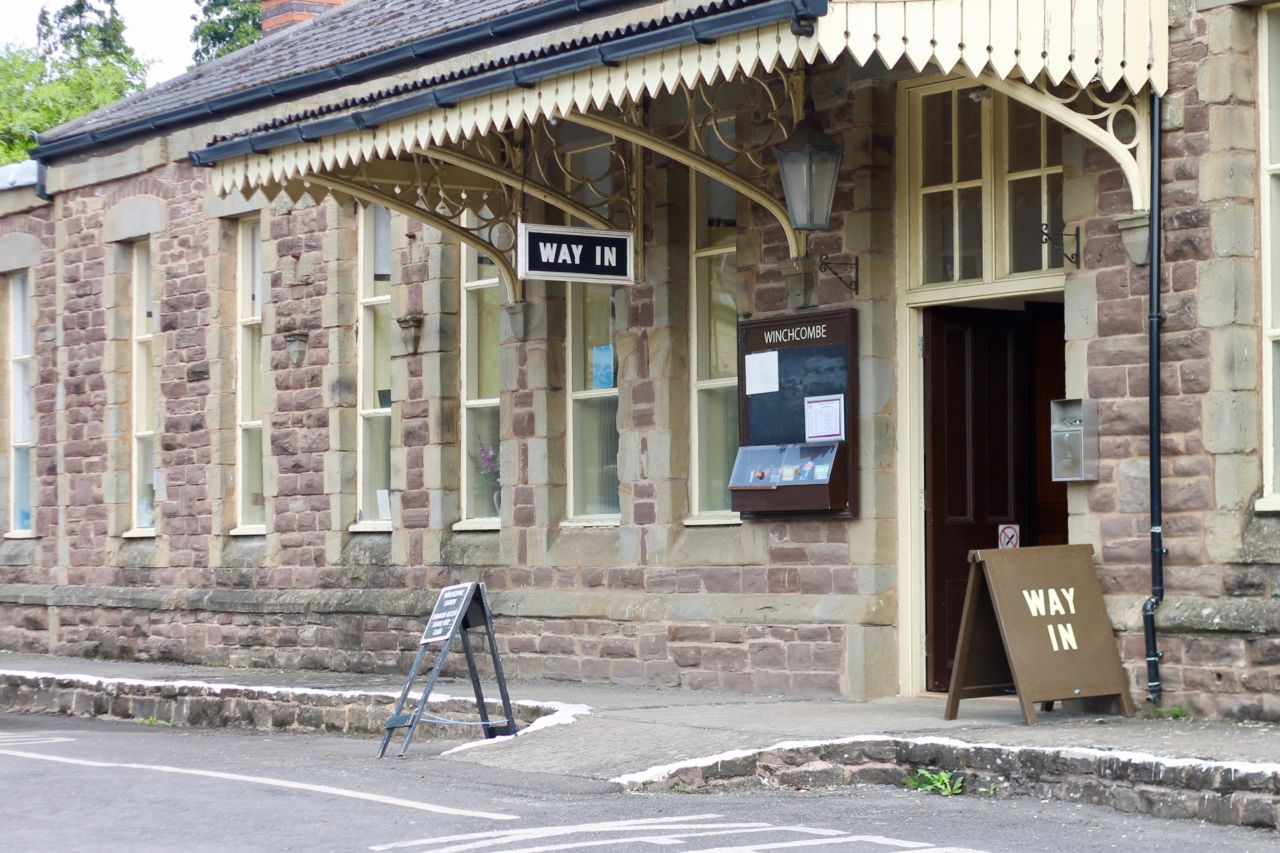 Gloucestershire Warwickshire Steam Railway review - Winchcombe to Broadway via Toddington