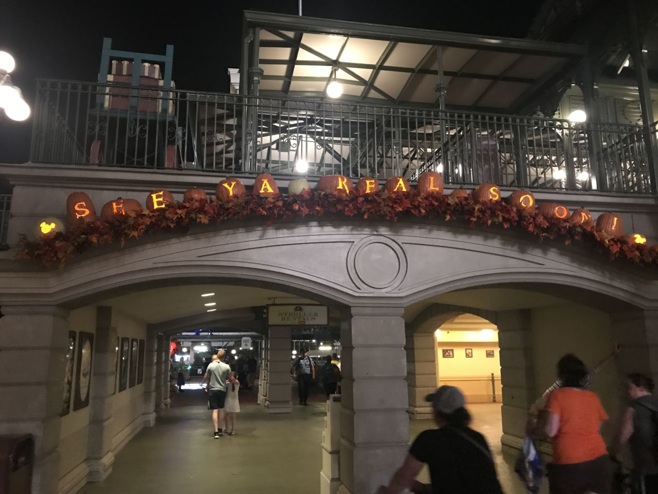 Mickey's Not So Scary Halloween Party 2018