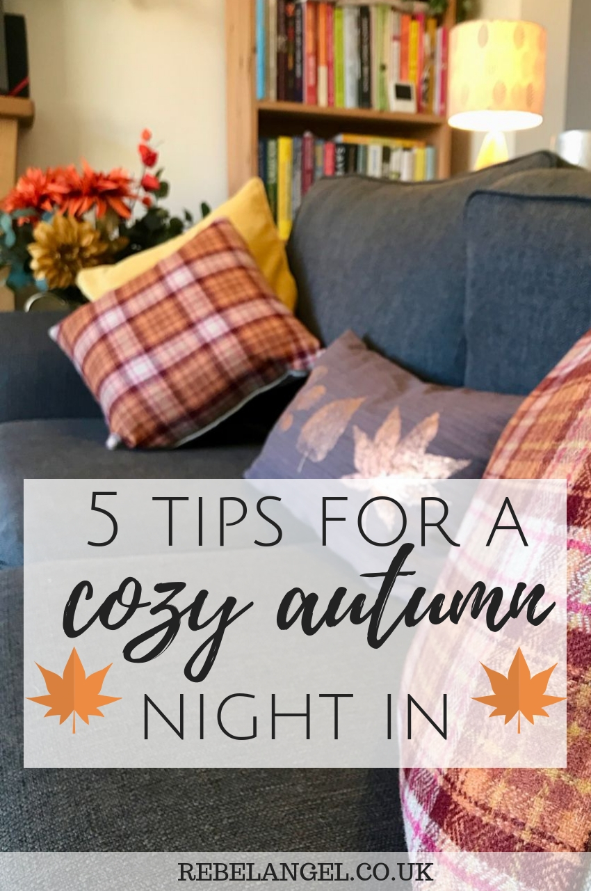 Tips for a cozy autumn night in