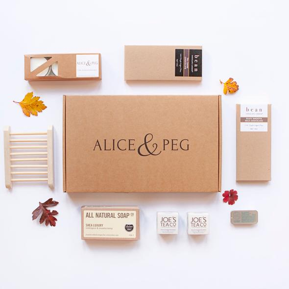 Alice & Peg - Live the Little Things Box