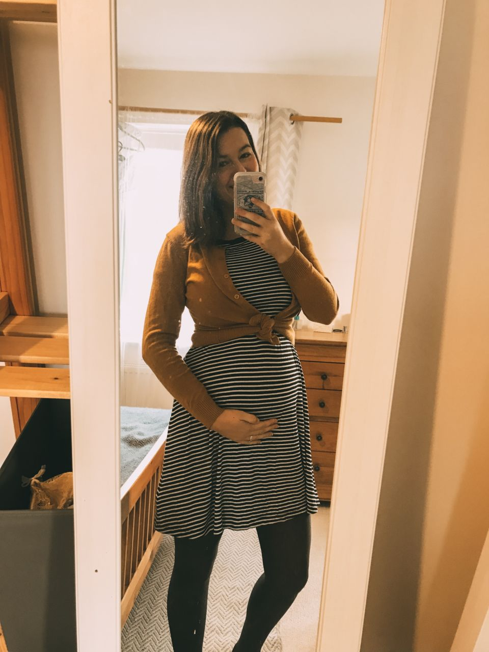 Maternity outfit from GAP