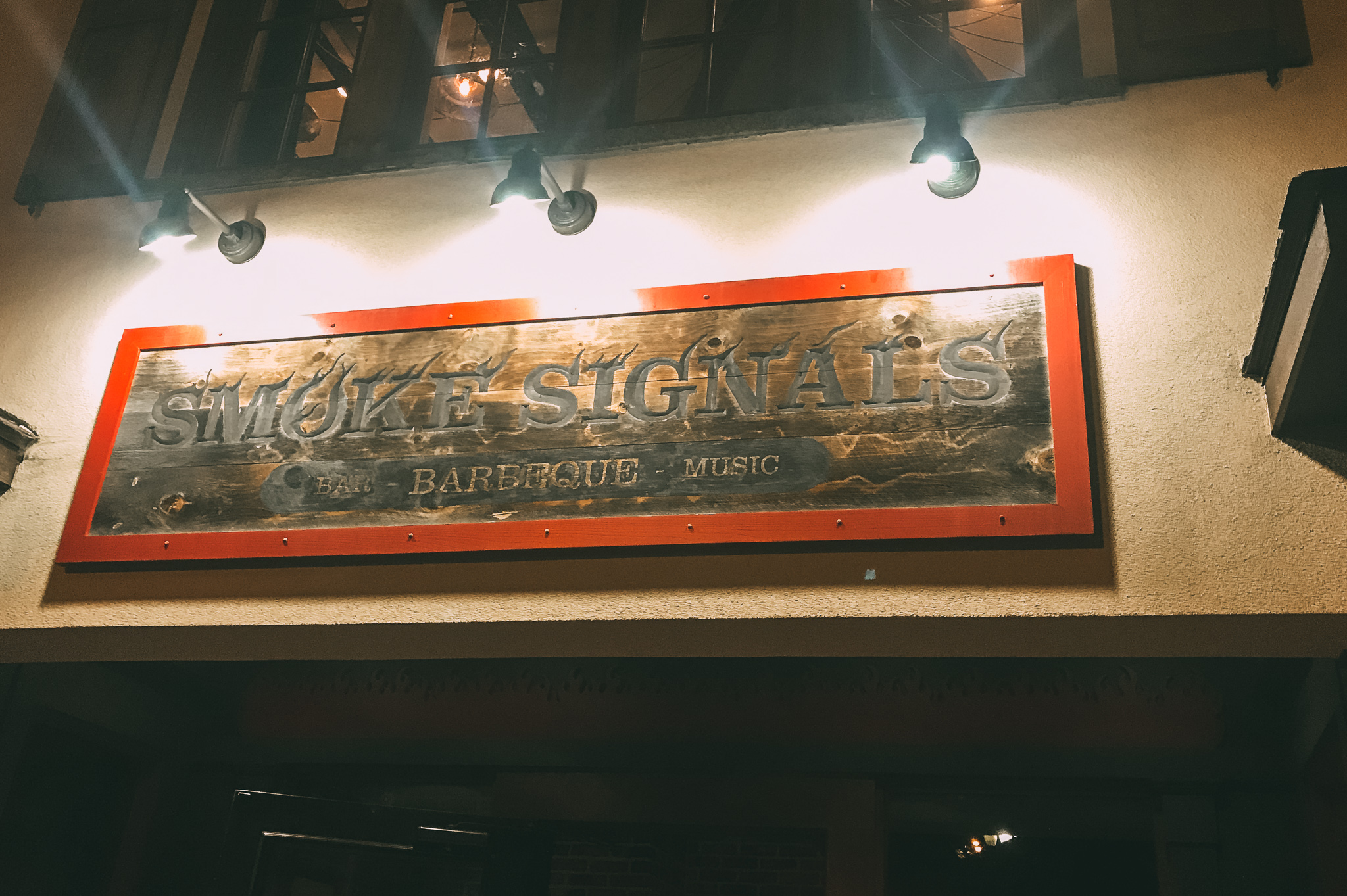 Smoke Signals, Lake Placid - Review