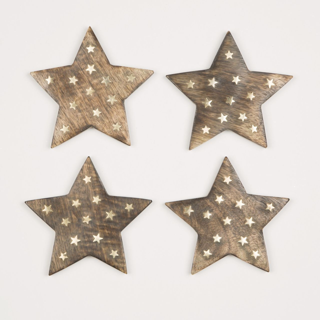 She In The Home wooden stars