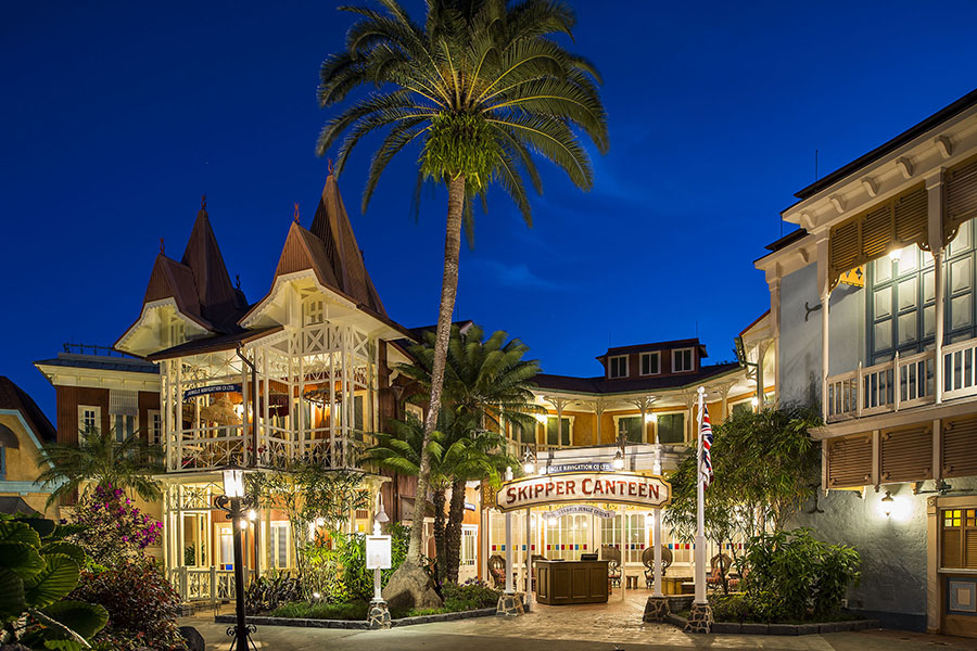 Jungle Skipper Canteen review