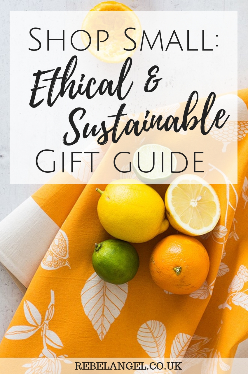 Shop Small_ An Ethical & Sustainable Christmas Gift Guide