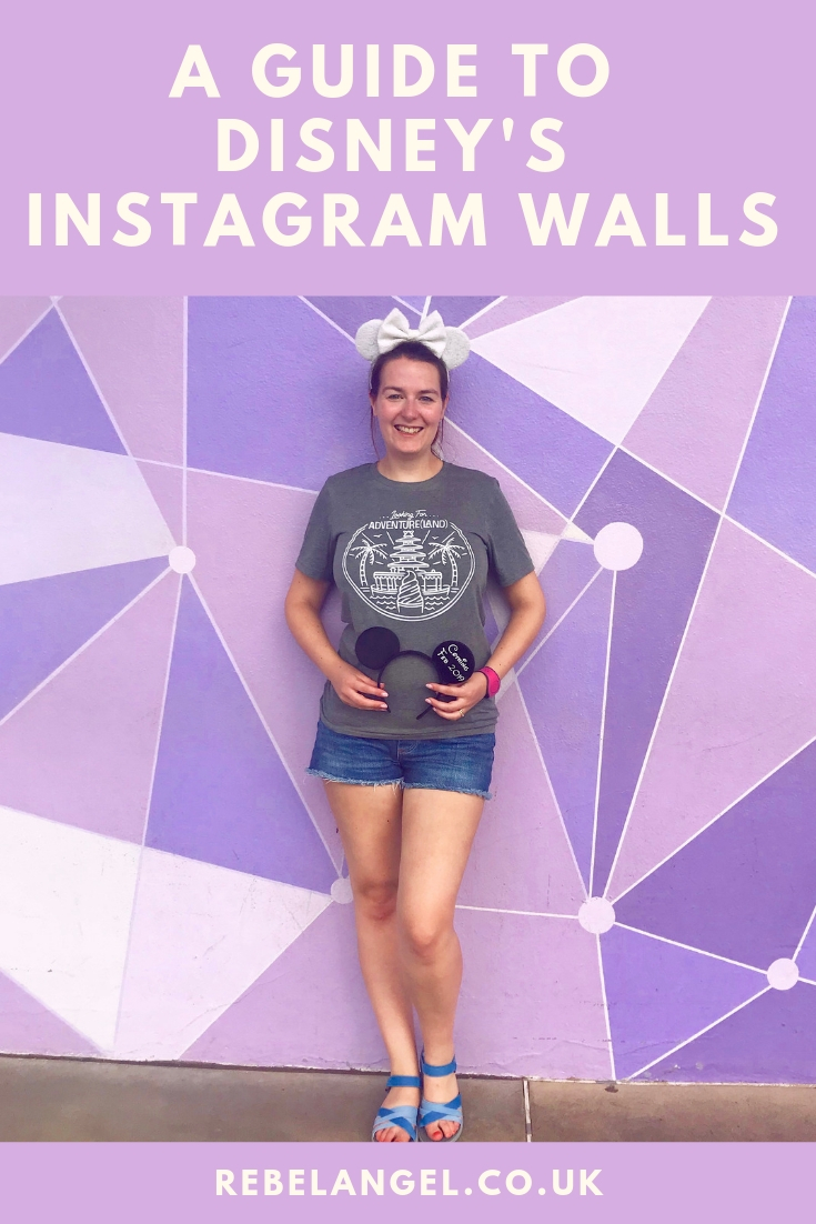 A guide to Walt Disney World's Instagram Walls