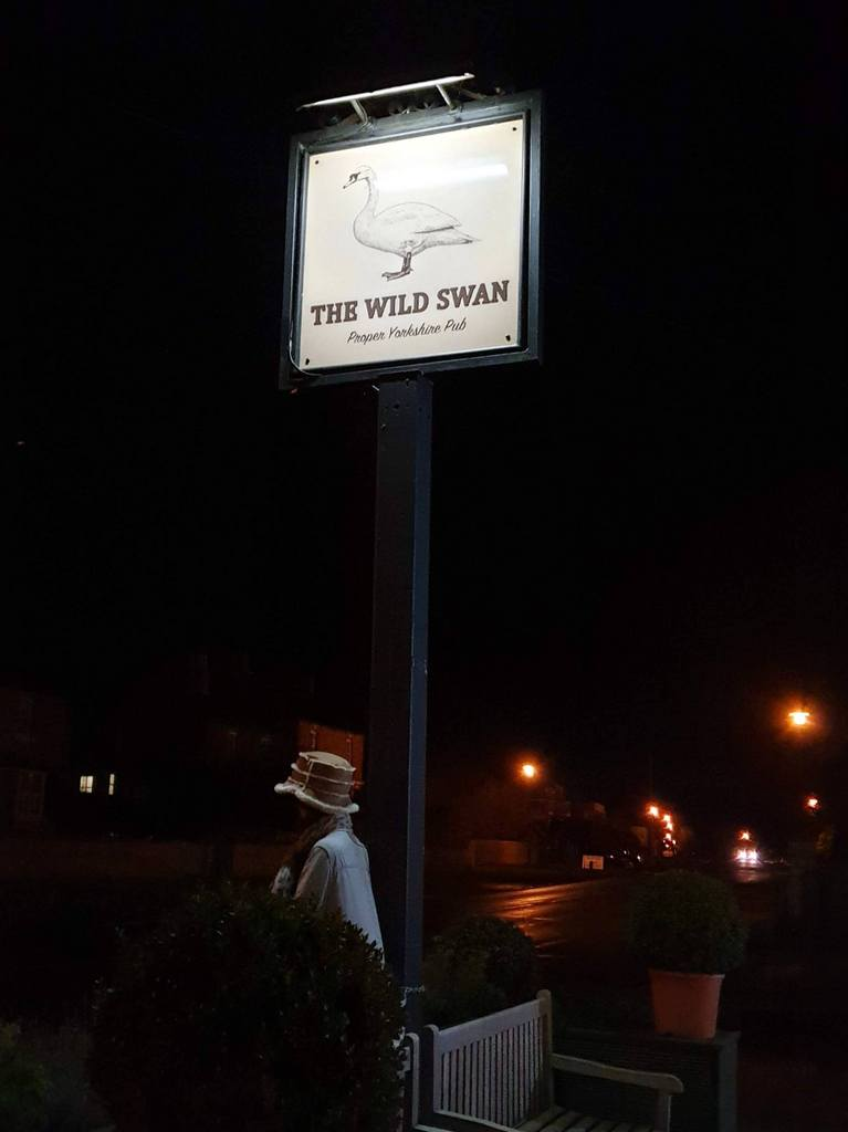 The Wild Swan at Minskip - review