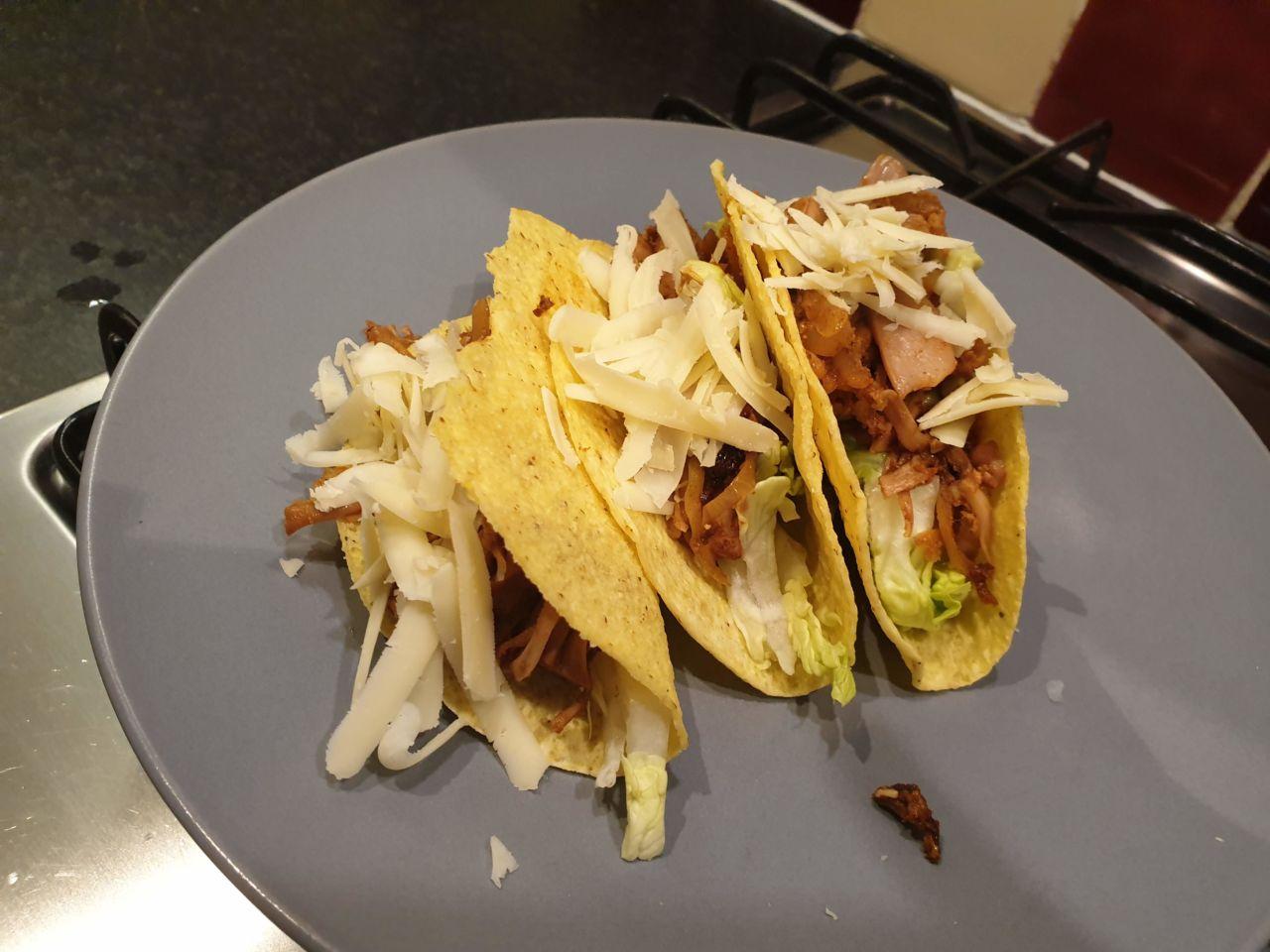 Bosh! Jackfruit tacos