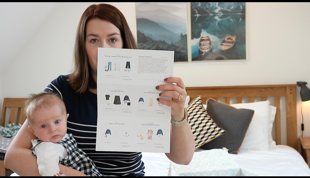 Stitch Fix UK review with discount code