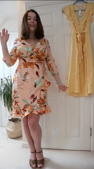 Stitch Fix UK review - Vero Moda dress