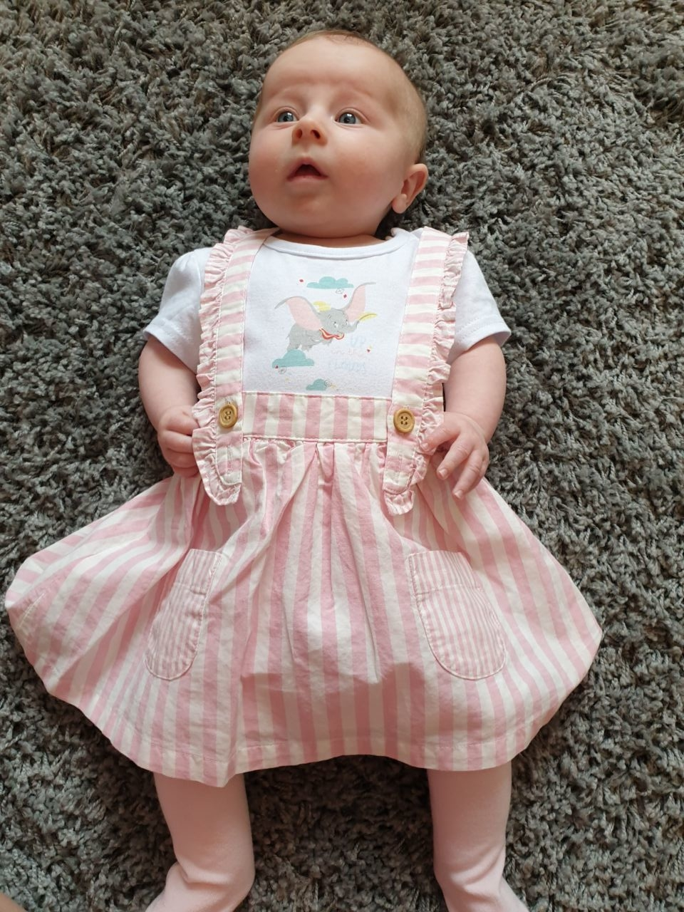 Emmy at 3 months