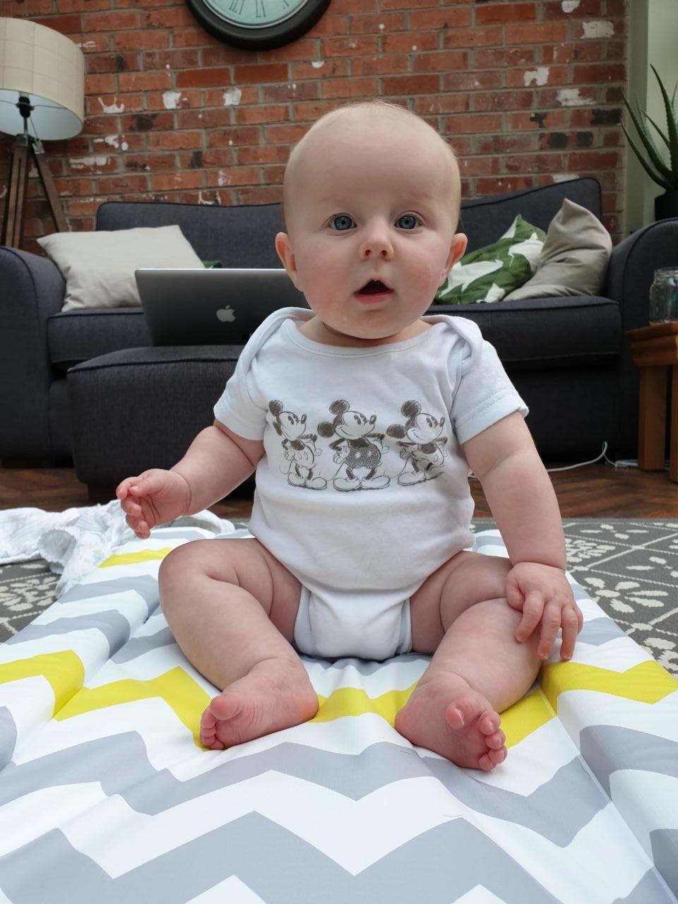 Emmy at 6 months