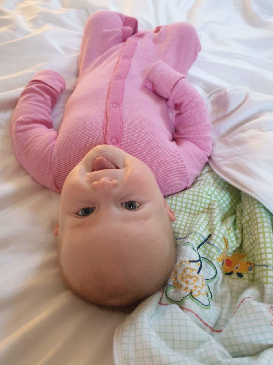 Emmy at 7 months