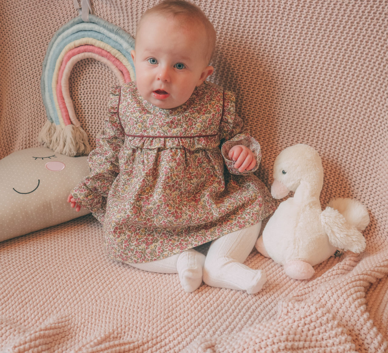 La Coqueta baby outfit review